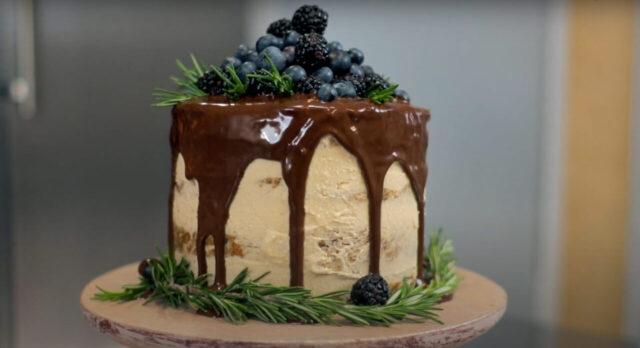 КУЛИНАРНЫЙ МАСТЕР-КЛАСС | Морковный торт | Обучающие видеоролики