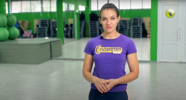СПОРТИВ   Упражнения для домашних тренировок   YouTube-канал