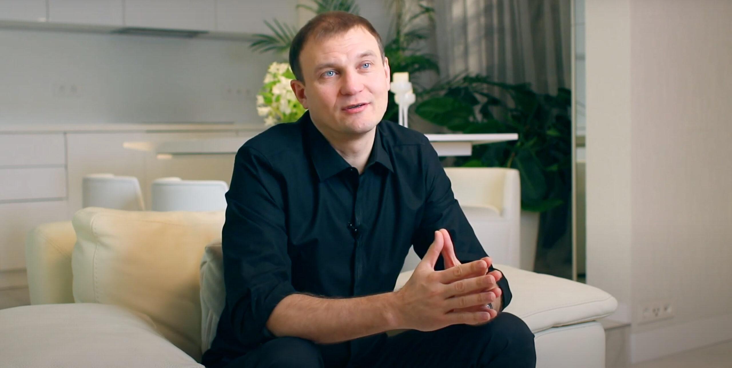КОНСТАНТИН ЛАШКЕВИЧ   Интервью (в рамках проекта Позитивная трансформация)  
