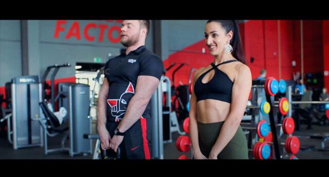 LUDUS DOME | Промо ролик инструктора по фитнесу | Промо ролики