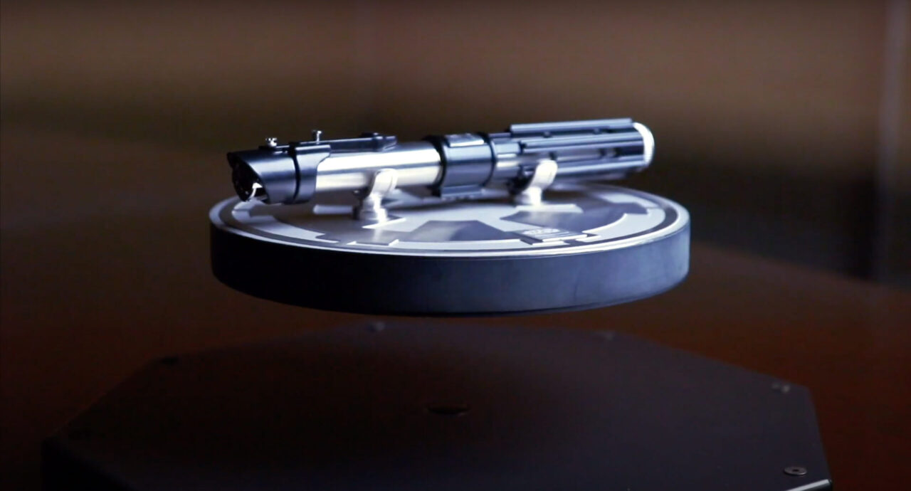 S.T. DUPONT | Рекламный ролик левитирующей ручки Dupont Star Wars | Реклама