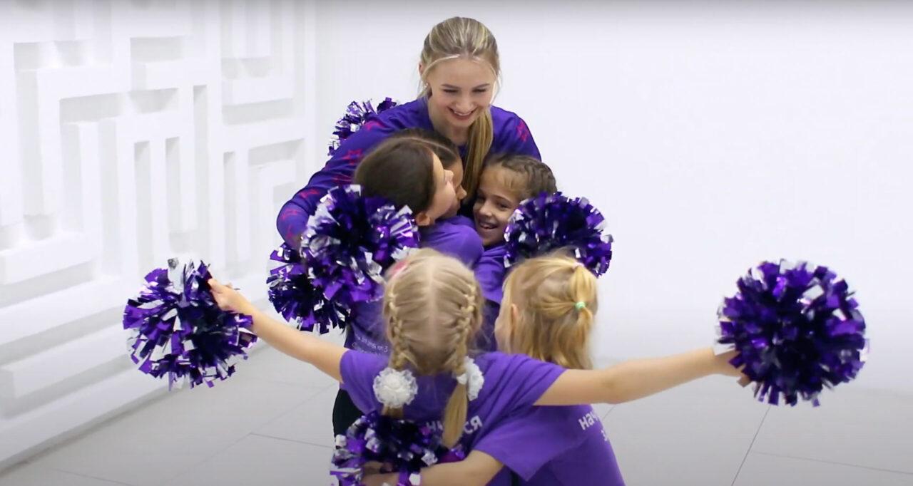 ЧЕМПИОНИКA | Презентационный видеоролик для школы танцев | Презентационные видео о компаниях